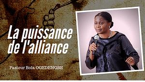 pourquoi faire alliance avec dieu